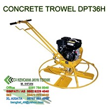Power Trowel Dpt 36H -  Concrete Power Trowel