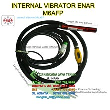Internal Vibrator Enar M6afp -  Vibrator Beton