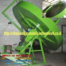 Mesin Granulator - Mesin Granulator Kompos - Fan Granulator -  Mesin Cetak