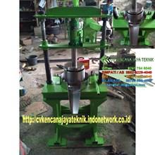 Mesin Press Lemak Kakao Manual - Mesin Press Kakao - Mesin Pengolah Buah & Sayur