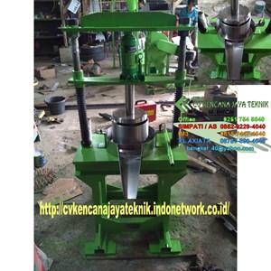 Mesin Press Lemak Kakao Manual -  Mesin Pengupas Biji-Bijian