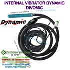 Internal Vibrator Dynamic Divo60c -   Vibrator Beton 1