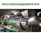 Mesin rotary dryer - Alat pertanian 1