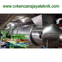 Mesin rotary dryer - Alat pertanian