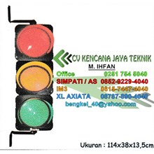 lampu traffic light -  Lampu LED