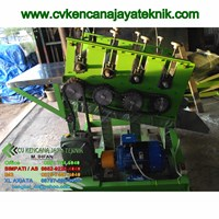 Hand mangel karet -  Mesin Press