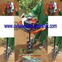 Mesin auger -  Mesin Bor Tanah