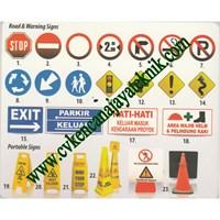 Rambu lalu lintas -  Alat Safety Lainnya