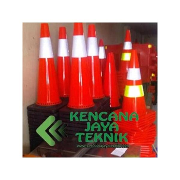 rambu jalan - traffic cone