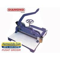 Mesin Potong Kertas 1 Rim Alat Alat Pemotong Kertas A3 Diamond