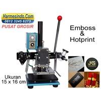 Jual Mesin Hot Stamping 15X16 Alat Alat Hotprint Emboss