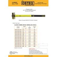 Jual Brass Hammer OSTEQ