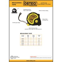 Jual Measuring Tape (Meteran)
