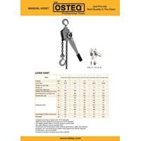 Jual Lever Hoist (OSTEQ)