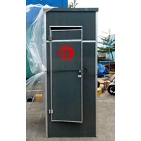 Distributor Portable Toilet Low Price 3