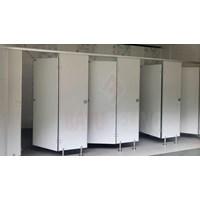 Aksesoris Kamar Mandi - Cubicle Toilet - Phenolic - Pvc Murah 5