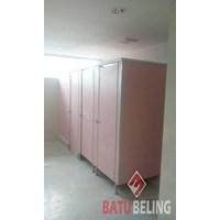 Distributor Aksesoris Kamar Mandi - Cubicle Toilet - Phenolic - Pvc 3