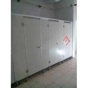 Aksesoris Kamar Mandi - Partisi Cubicle Toilet
