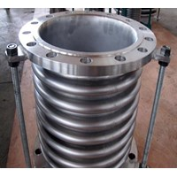 Distributor Expansion Joint Stainless Steel Ss304 3