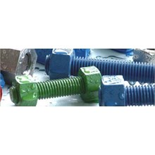 STUD BOLT ASTM A193 B7 – NUT A194 2H_
