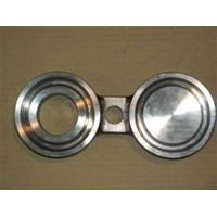 Spactacle Blind Flange Stainless Steel RTJ 1