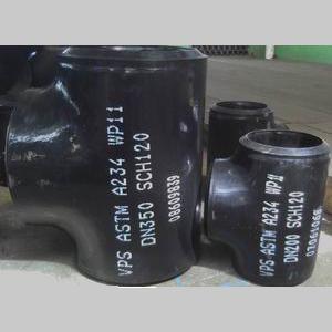 TEE ASTM A234 WPB=