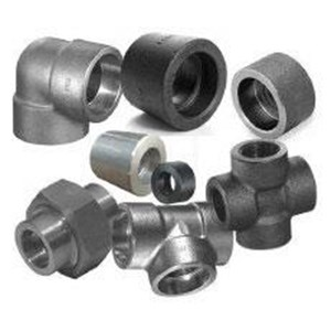 Fittings Range Forged Steel A105