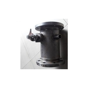 Jacket Ball Valve Stainless Steel