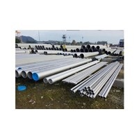 Pipa Seamless Stainless Steel A312 Tp 316L 1