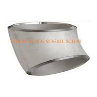 Elbow 45 Deg Stainless Steel Sus304L 1