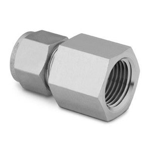 Swagelok Stainless Steel Tube Fitting. Female Connector. 1.4 in. Tube OD x 1.4 in. Female NPT