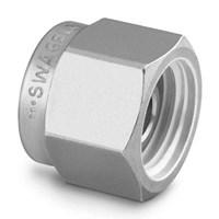 Swagelok 316 Stainless Steel Plug for 1.4 in. Swagelok Tube Fitting 1
