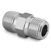 Swagelok Stainless Steel Pipe Fitting Hex Nipple Male NPT 1
