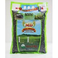 Jual Beras Organik Md Black Rice Pecah Kulit 2Kg