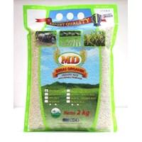 Organic Rice Md White Rice (Ciherang) 2 kg