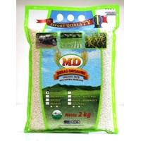Organic Rice Md White Rice (Mentik milk) 2 kg