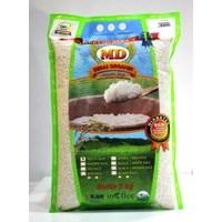 Jual Beras Organik Md White Rice (Mentik Susu) 5Kg