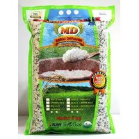 Beras Organik Md Black + White 5Kg