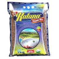 Jual Beras Organik Katana Red Rice Kupas Kulit 2Kg