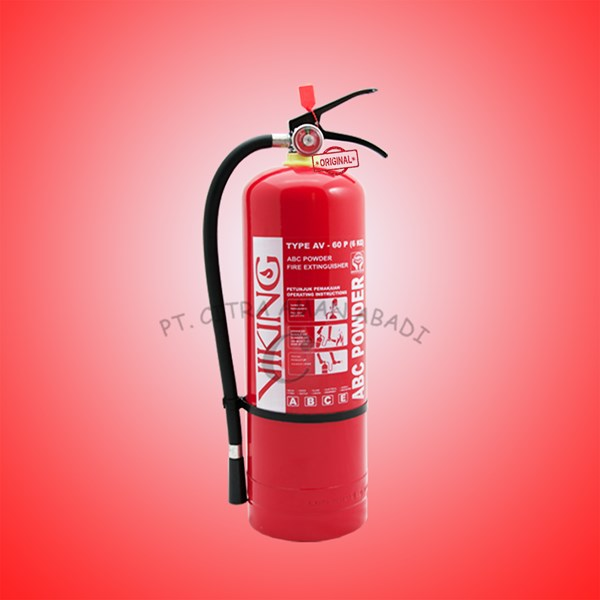 FIre extinguisher powder APAR Viking 6Kg
