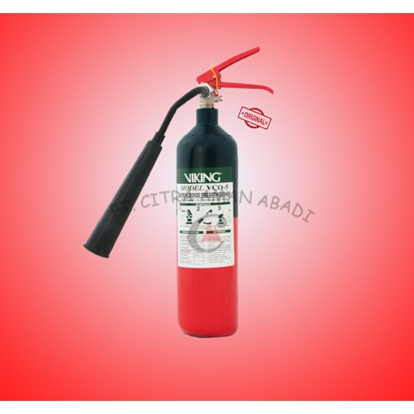 FIre extinguisher CO2 Viking 2.3Kg