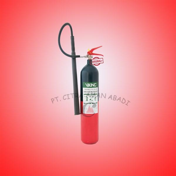 APAR / Alat Pemadam Api Ringan CO2 Viking 4.6Kg