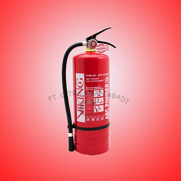 FIre extinguisher APAR powder Viking 4.5Kg