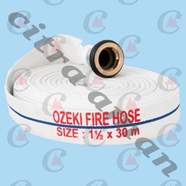 """Selang pemadam kebakaran Ozeki 1.5"""" x 30M"""