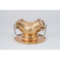 Perlengkapan hydrant siamese conection S7 Zeki Ozeki