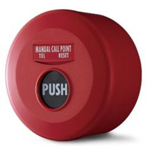 Alarm kebakaran Manual Push Button Horinglih AH 9717