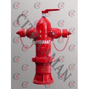 Hydrant pillar two way Ozeki