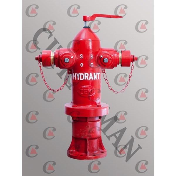 Hydrant pillar two way Zeki