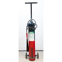 fire extinguisher Viking CO2 23kg