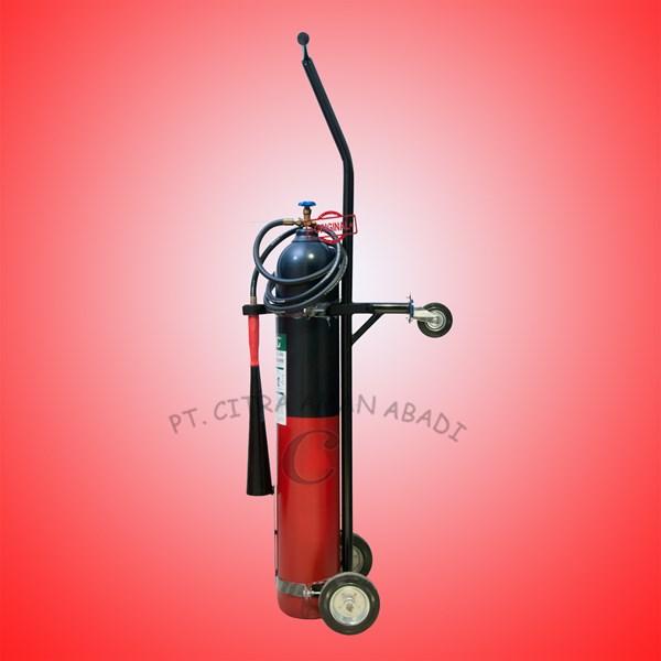 fire extinguisher Viking CO2 23kg